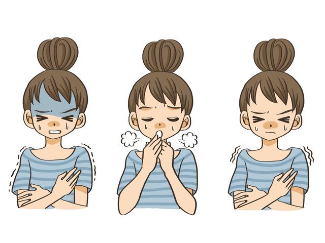 妊娠の初期症状